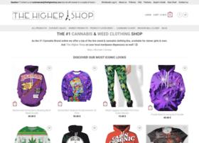 thehighershop.com