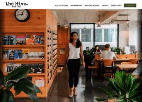 thehive.com.hk
