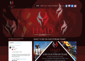 thehmdgames.com