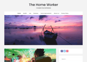 thehomeworker.org