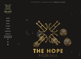 thehopefitzrovia.co.uk