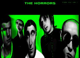 thehorrors.co.uk