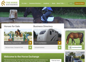 thehorseexchange.co.uk
