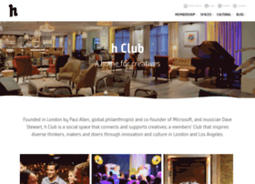 thehospitalclub.com