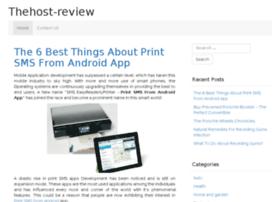 thehost-review.com