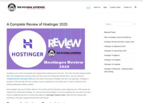 thehostingreviewer.com