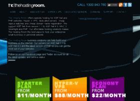 thehostingroom.com.au