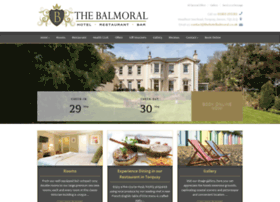 thehotelbalmoral.co.uk