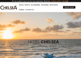 thehotelchelsea.com