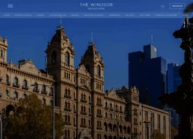 thehotelwindsor.com.au
