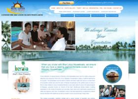 thehouseboatkerala.com