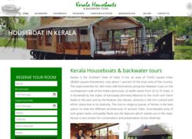 thehouseboatskerala.com