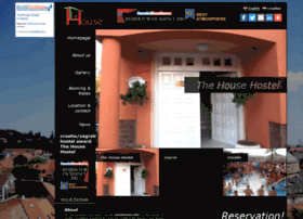 thehousehostel.com