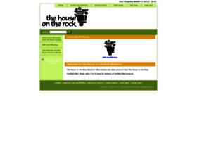 thehouseontherockwebstore.com