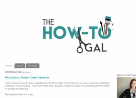 thehowtogal.blogspot.com