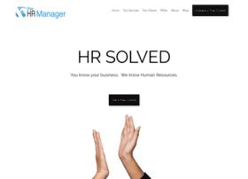 thehrmanager.com