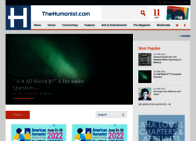 thehumanist.com