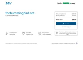 thehummingbird.net