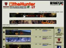 thehunteritaly.com