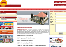 thehyderabadhomeloans.com