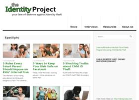 theidentityproject.com