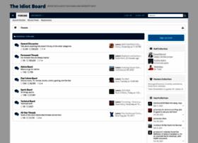 theidiotboard.com