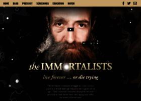 theimmortalists.com