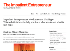 theimpatiententrepreneur.com