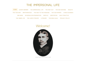 theimpersonallife.weebly.com