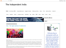 theindependentindia.com