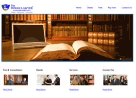 theindianlawyer.co.in