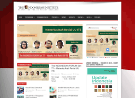 theindonesianinstitute.com