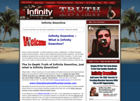 theinfinitydownlinetruth.com