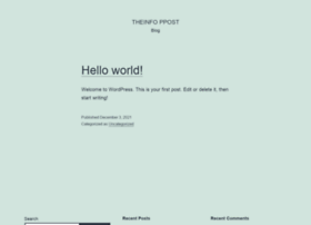 theinfopost.org