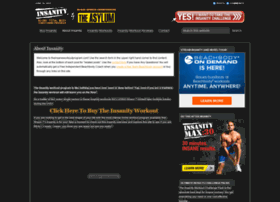 theinsaneworkoutprogram.com
