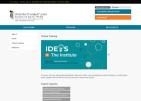 theinstitutestage.umaryland.edu