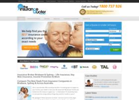 theinsurancequoter.com.au