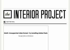 theinteriorproject.com
