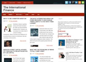theinternationalfinance.com