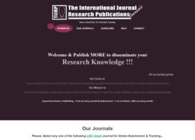 theinternationaljournal.org