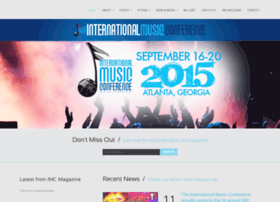 theinternationalmusicconference.com