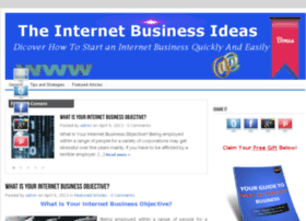 theinternetbusinessideas.com
