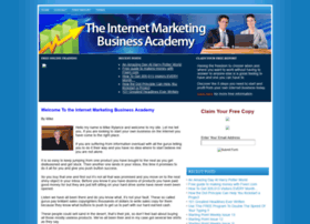 theinternetmarketingbusinessacademy.com