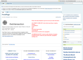 theintersection.pbworks.com