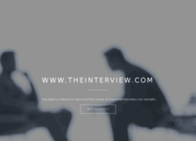 theinterview.com