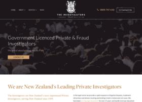 theinvestigators.co.nz