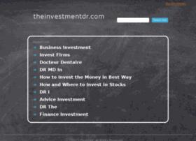 theinvestmentdr.com