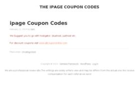 theipagecoupon.com