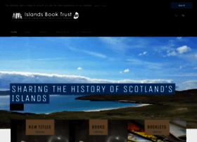 theislandsbooktrust.com