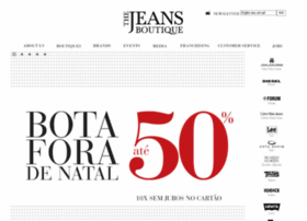 thejeansboutique.com